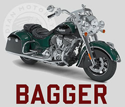 Indian-motorcycle-Bagger