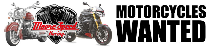 Bournemouth and poole motorcycles wanted
