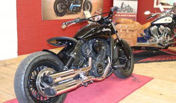 Indian Scout Sixty Custom Build full