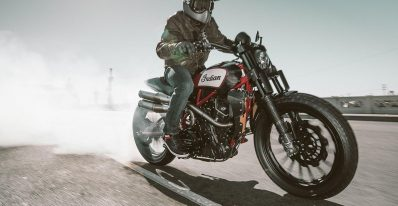 Indian FTR1200 is coming