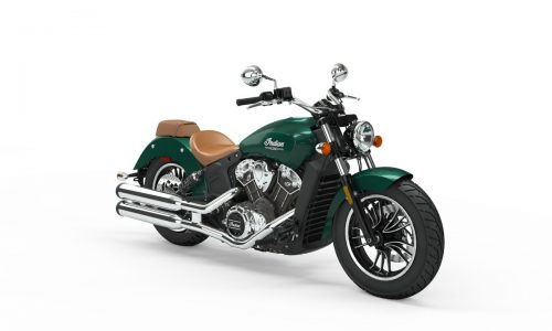 2019 Indian Scout metallic Jade