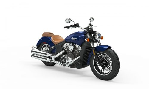2019 Indian Scout Deep water metalic