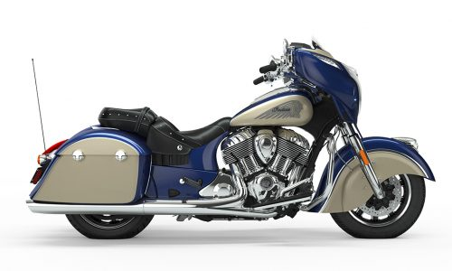 2019 Indian Chieftain Classic2