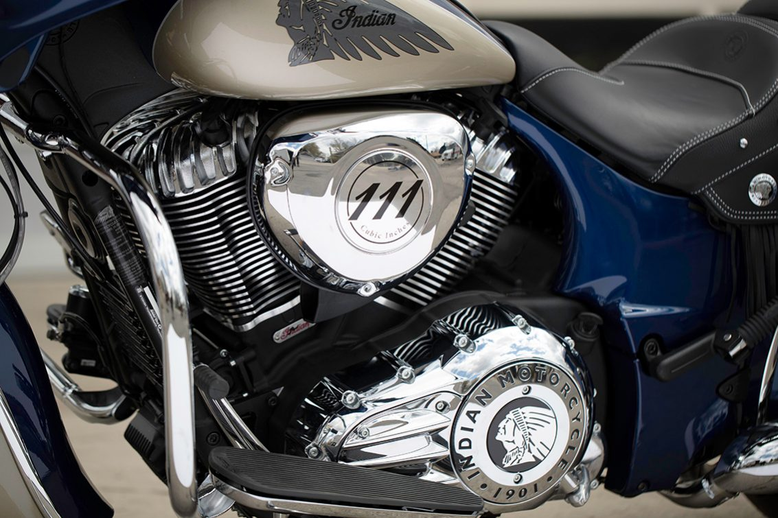 2019 Indian Chieftain Classic26