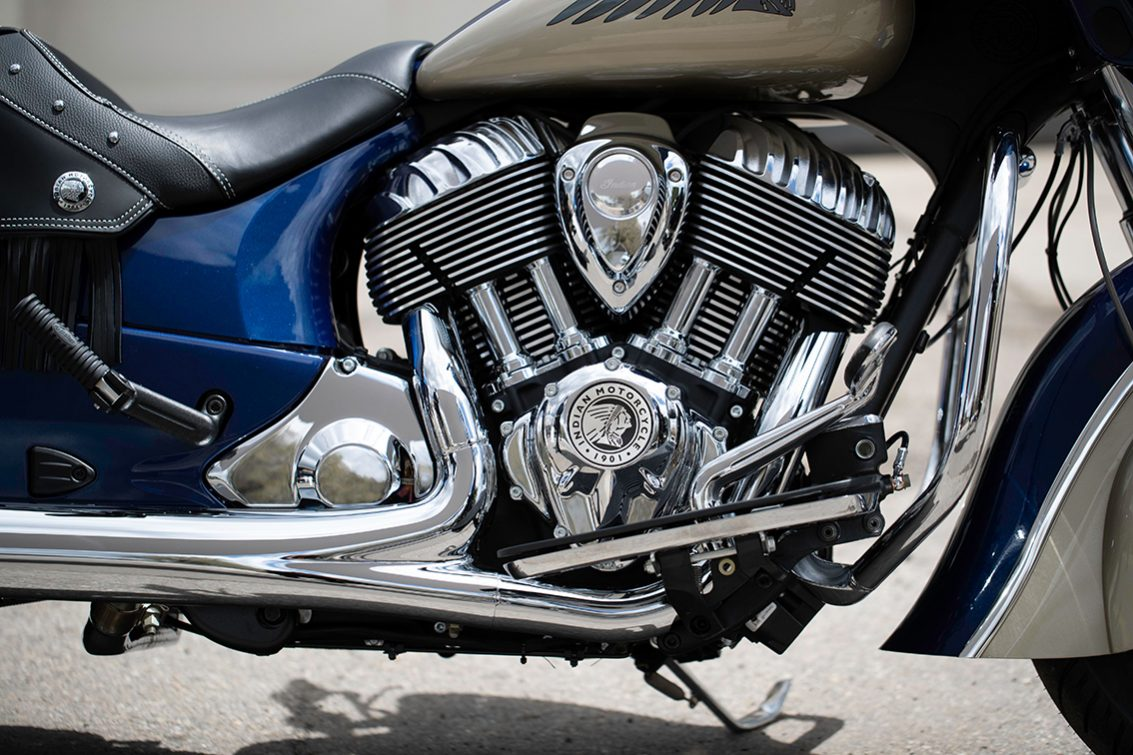 2019 Indian Chieftain Classic34