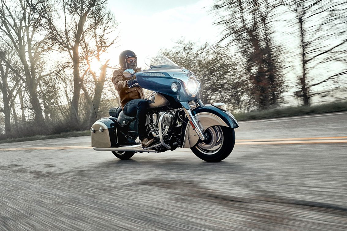 2019 Indian Chieftain Classic39