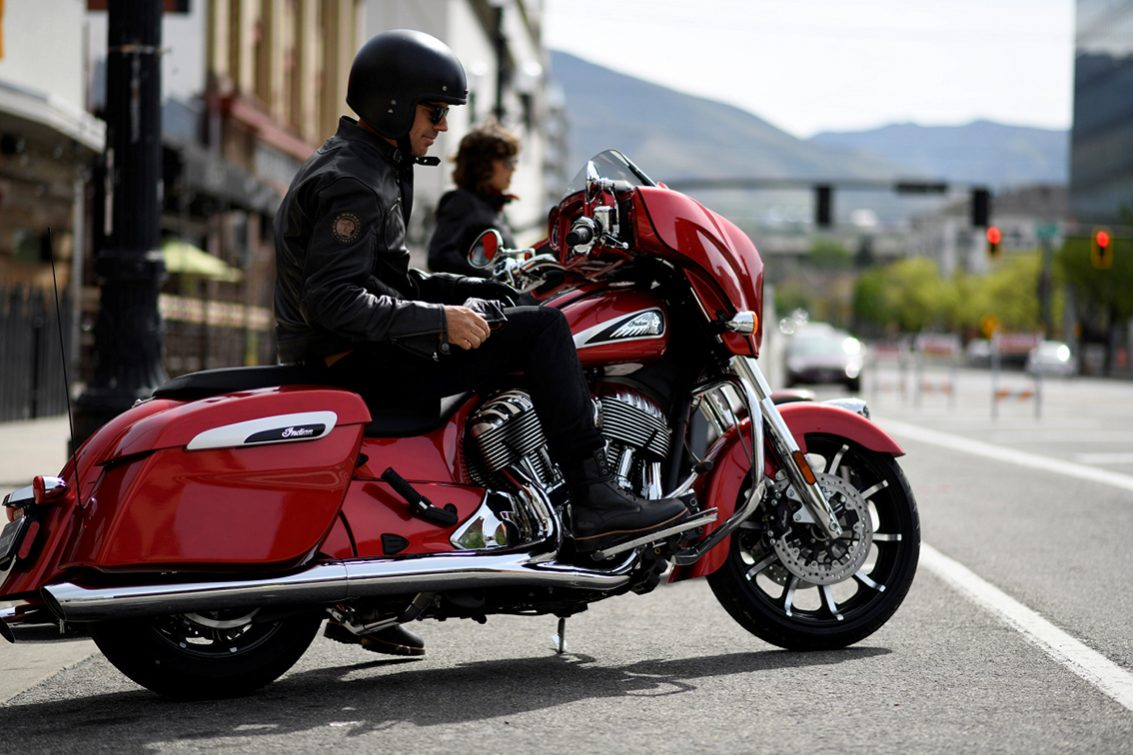 2019 Indian Chieftain Limited2