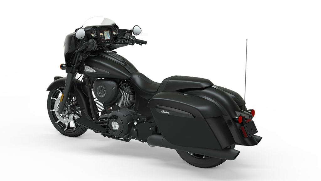 2019 Indian Chieftain Dark Horse - Bournemouth Motorcycles