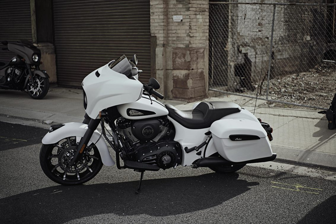 2019 Indian Chieftain darkhorse44