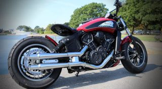 Indian Motorcycle - Bournemouth Motorcycles %