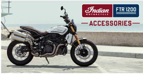 Indian FTR1200 accessories