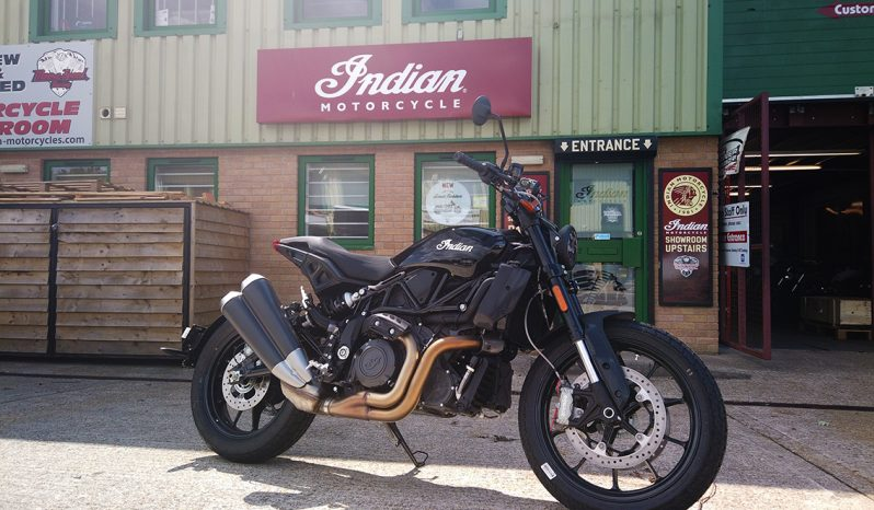 INDIAN FTR 1200 Base Model – In Stock full