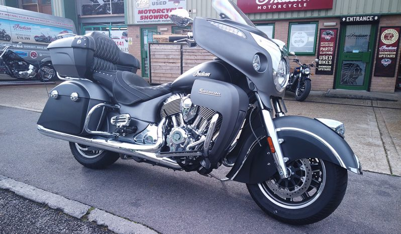 2019 Indian Roadmaster Ex Demo full