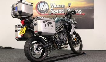 Triumph Tiger 800 XCA full